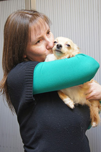 Les Petits Chiens Help Animals